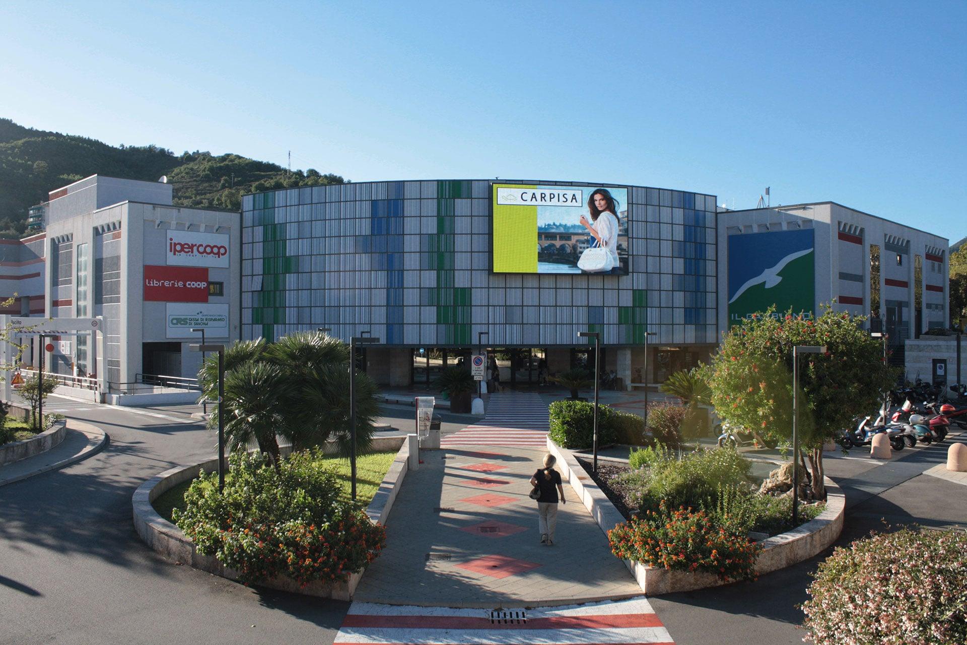 Centro Commerciale Il Gabbiano Savona